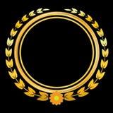 Vector de la guirnalda Imagen de archivo libre de regalías