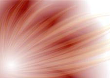 Vector de la luz roja Fotografía de archivo