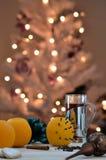 Vector de la Navidad Foto de archivo