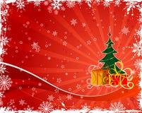 Vector de la Navidad Fotos de archivo libres de regalías