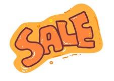 Vector de la venta Imagenes de archivo