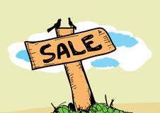 Vector de la venta Imágenes de archivo libres de regalías