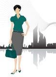 Vector de las empresarias libre illustration