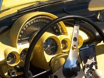 Vector de los coches Imágenes de archivo libres de regalías