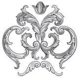 Vector de los elementos del diseño Imagenes de archivo
