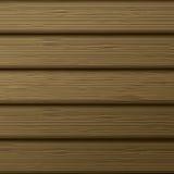 Vector de madera del fondo de la pared Stock de ilustración