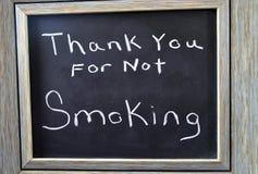 Vector de no fumadores Fotografía de archivo