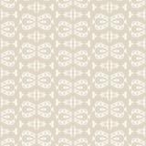 Vector de stoffen naadloos patroon van het kant Stock Afbeeldingen