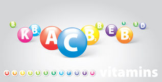 Vector embleemgeneesmiddelen Stock Foto's