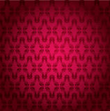 Vector decorated wall Stock Photo