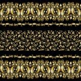 Vector decoratieve elementen Royalty-vrije Stock Foto's