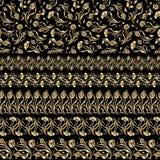 Vector decoratieve elementen Stock Foto's