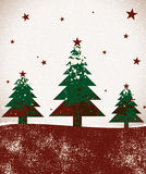Vector decoration background for christmas Stock Image