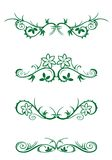 Vector decorations Royalty Free Stock Photos