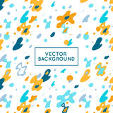 Vector decorative abstract background Royalty Free Stock Images