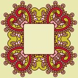 Vector decorative design element Stock Photos