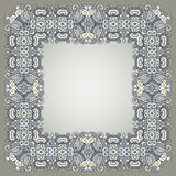 Vector decorative design element Royalty Free Stock Photo