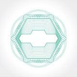 Vector Decorative Design Element Royalty Free Stock Image