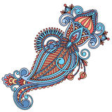 Vector decorative element. Stock Image