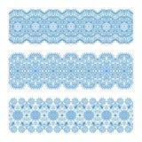 Vector decorative elements. Stock Image