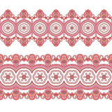 Vector decorative elements. Royalty Free Stock Photo