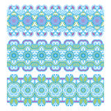 Vector decorative elements. Royalty Free Stock Images