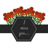 Vector decorative frame. Funeral card. Mourning frame. vector illustration