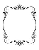 Vector decorative frames Stock Photos