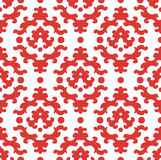 Vector decorative seamless pattern Stock Photos