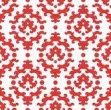 Vector decorative seamless pattern Stock Photos