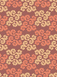 Vector decorative seamless pattern Royalty Free Stock Photography
