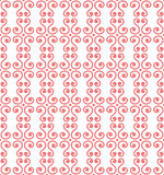 Vector decorative seamless pattern Stock Photography