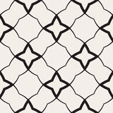 Vector decorative seamless pattern Royalty Free Stock Image