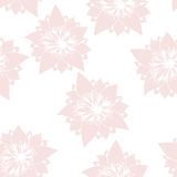 Vector decorative seamless pattern Royalty Free Stock Images