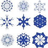 Vector of decorative. Vector set of decorative for icon and star art Vector Illustration