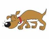 Vector del animal doméstico del perro Fotos de archivo