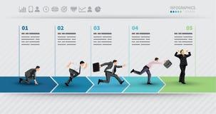 Vector del asunto de la presentación Template libre illustration