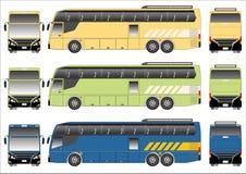Vector del autobús Fotos de archivo
