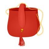 Vector del bolso de la moda Fotos de archivo libres de regalías