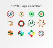 Vector del círculo Logo Collection Full libre illustration
