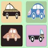 Vector del coche Foto de archivo libre de regalías