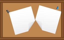 Vector del corcho Imagen de archivo libre de regalías