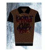 Vector del diseño del modelo de la camiseta Foto de archivo libre de regalías