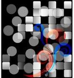 Vector del fondo abstracto Fotografía de archivo libre de regalías