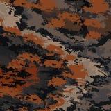 Vector del fondo del camuflaje Imagen de archivo libre de regalías
