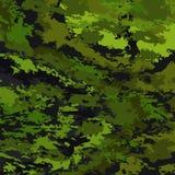 Vector del fondo del camuflaje Fotos de archivo