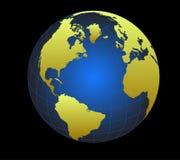 Vector del globo stock de ilustración
