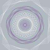 Vector del gráfico de Spirol Fotografía de archivo