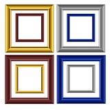 Vector del marco Imágenes de archivo libres de regalías