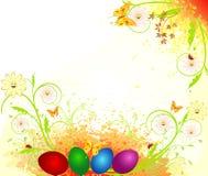 Vector del ornamento de Pascua ilustración del vector